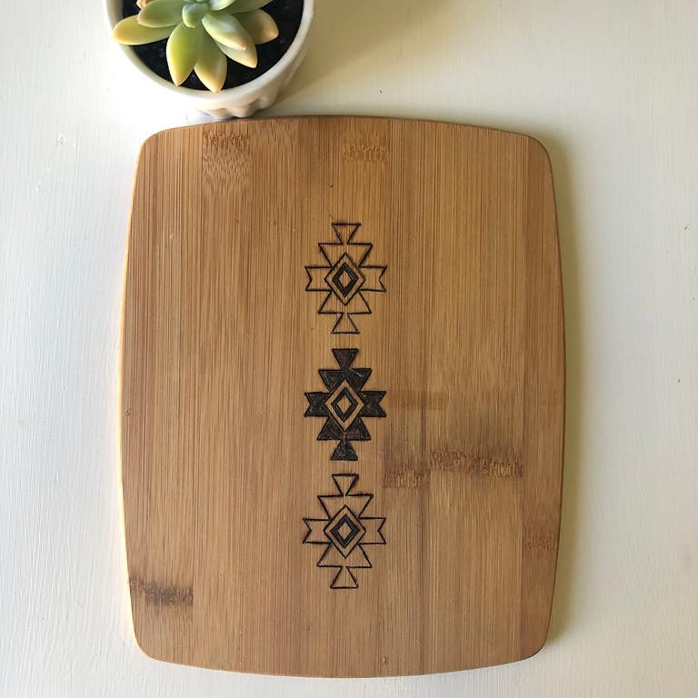 Beginner's Wood Burning Workshop || $35