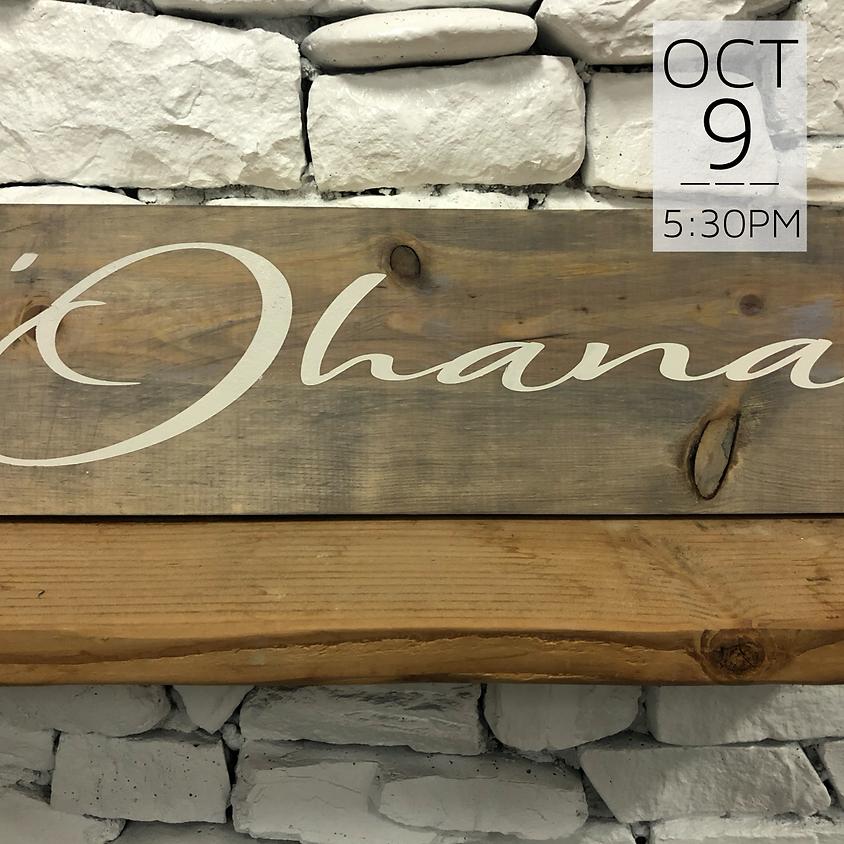 Wood Sign Workshop    $45+