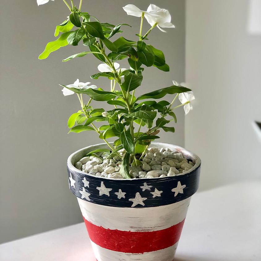 KEIKI Kraft: Pot Painting & Planting || $15