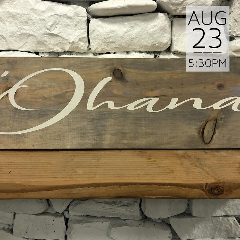 Private Wood Sign Workshop (T. Hernandez)    $45+