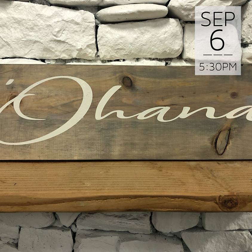 Private Wood Sign Workshop (C. Pauole)    $45+