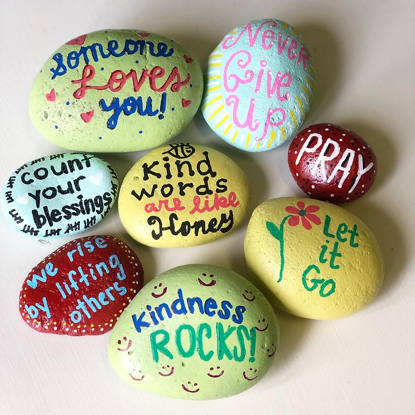 Kindness Rocks Project  || $10