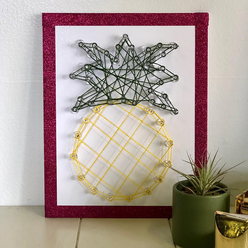 KEIKI Kraft: String Art || $15