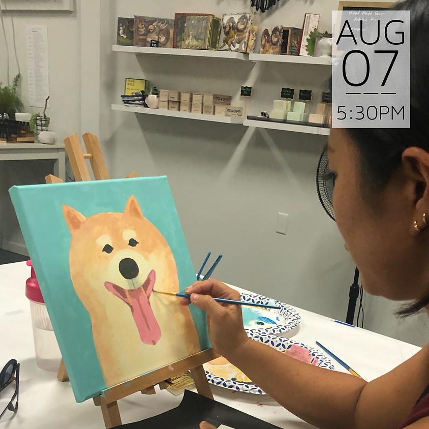 Paint Your Pet || $60