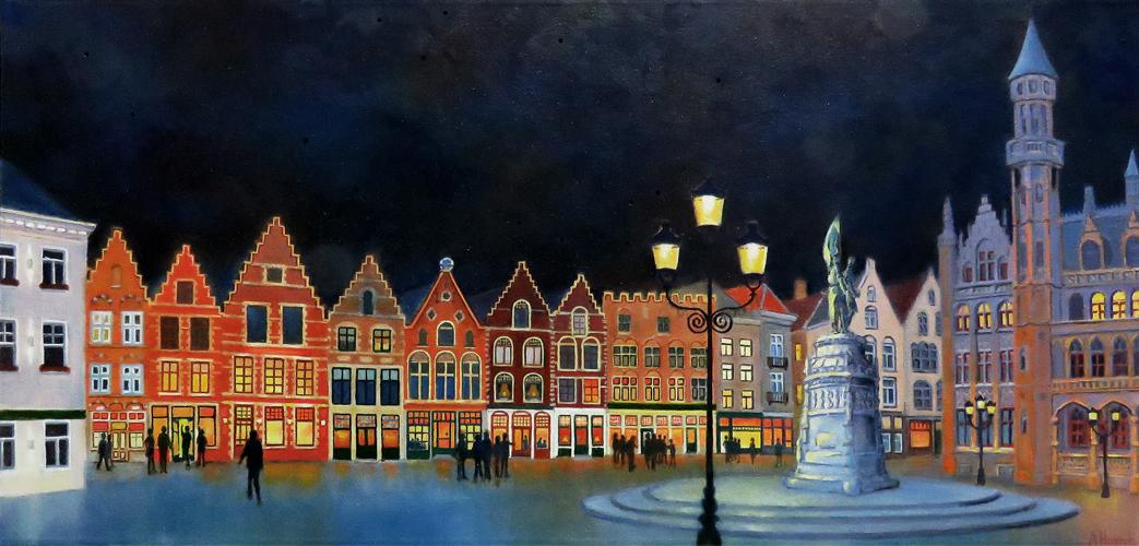 Husnik Bruges Main Square