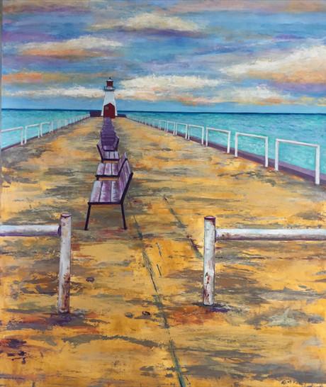 Port Dover Pier