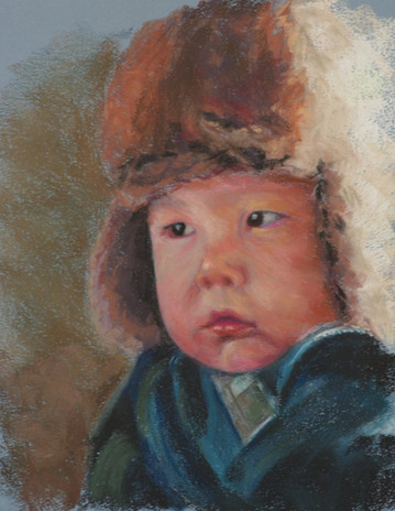 That Little Boy From Tuktoyaktuk
