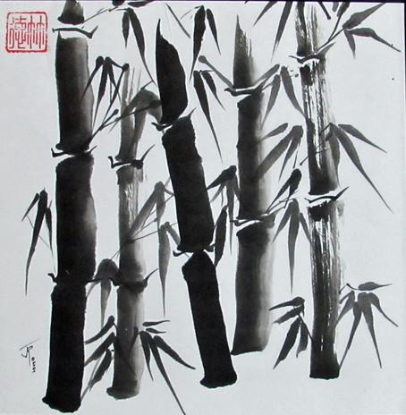Bamboo #6