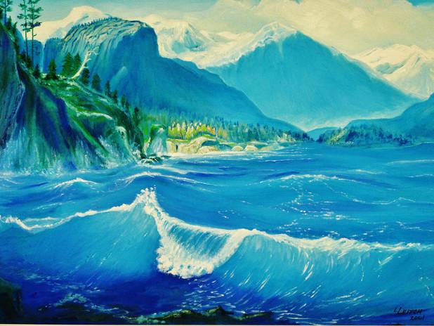 Pacific West Coast
