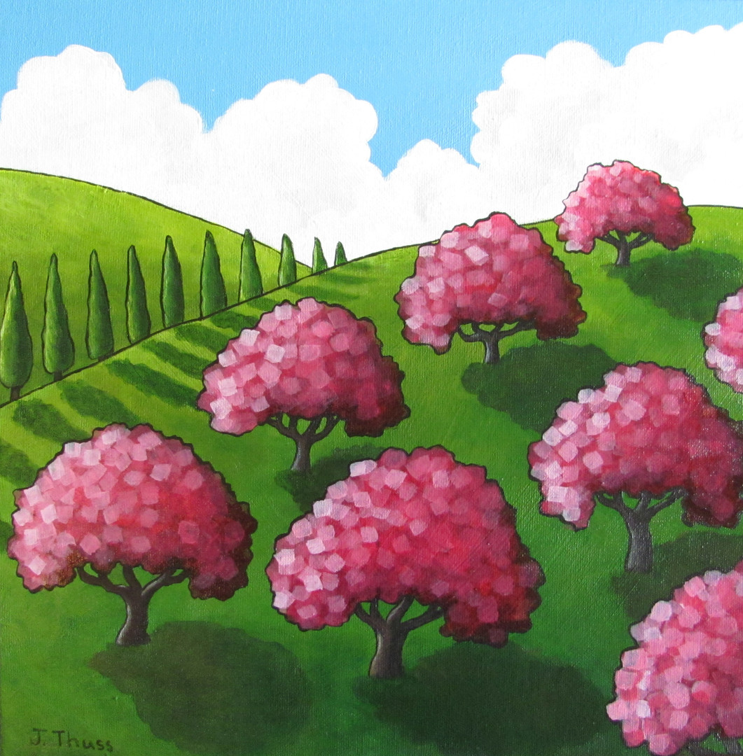 Orchard on the Hill