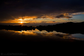 Ogmore Sunset 1