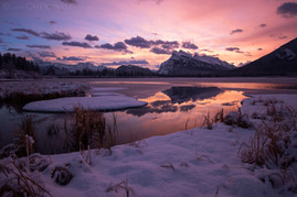 Vermilion Winter