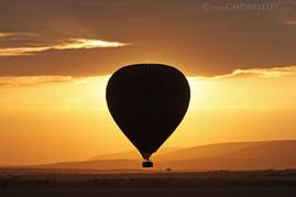 Balloon Sunrise