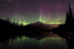 Cascade Aurora Pillar