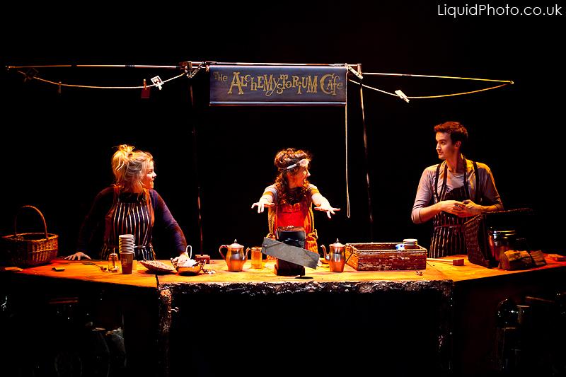 Alchemystorium Cafe - IMG_0529