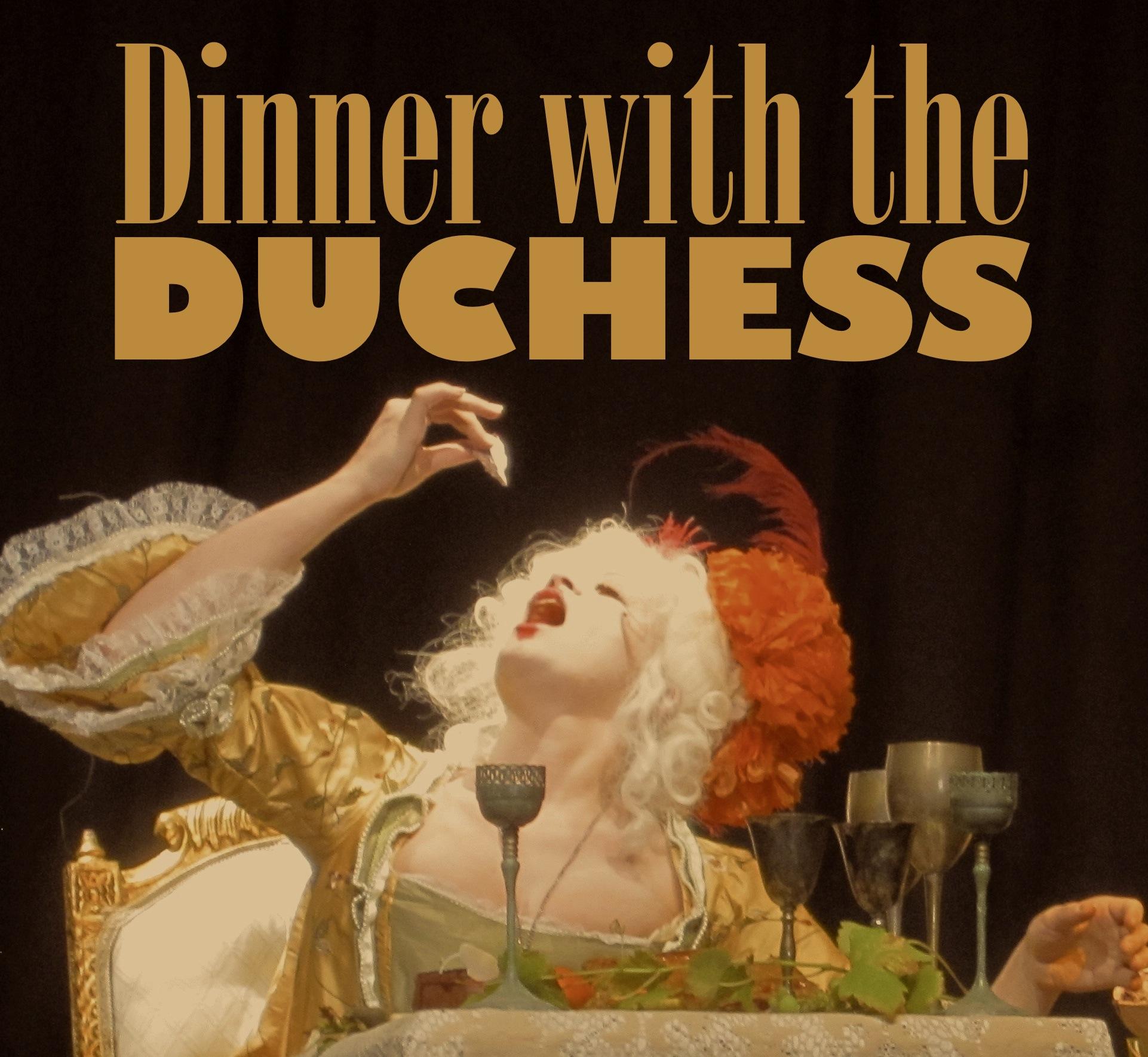 Duchess Eating