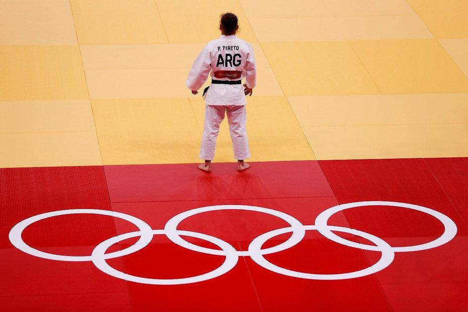 Judo - Pareto postal.jpg