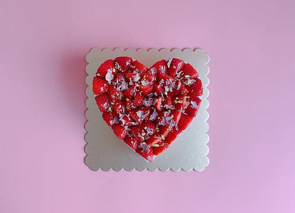 LOVE Edition - Rose Watermelon Cake