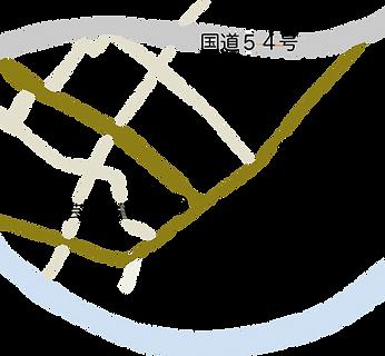 広島県安芸高田市 上野歯科医院の地図