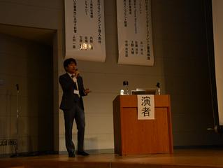 日本歯科補綴学会プロソ18で講演してきました。