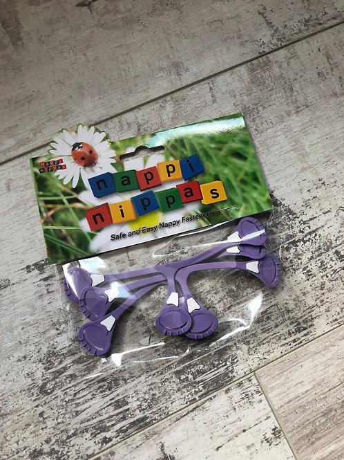 Purple nappi nippas