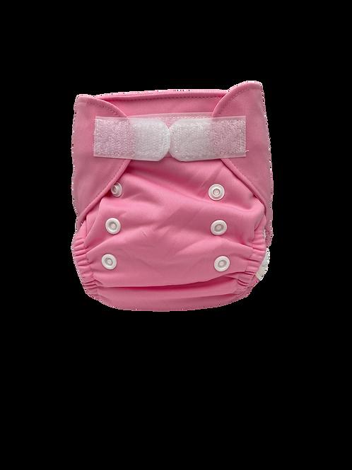 Pink Newborn Wrap