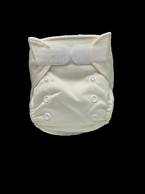 Cream Newborn Wrap