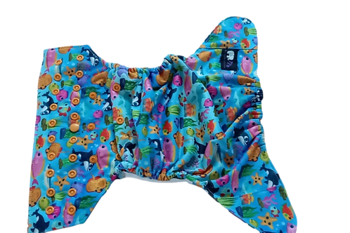 Sea life Junior Wrap