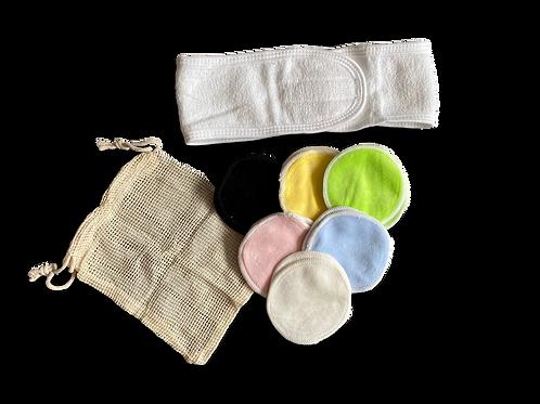 14 Piece face cloth kit