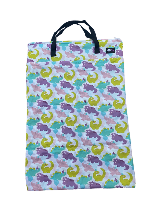 Dinosaur Party  xl bag