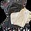 Thumbnail: Its a koi life Premium BTP charcoal pocket