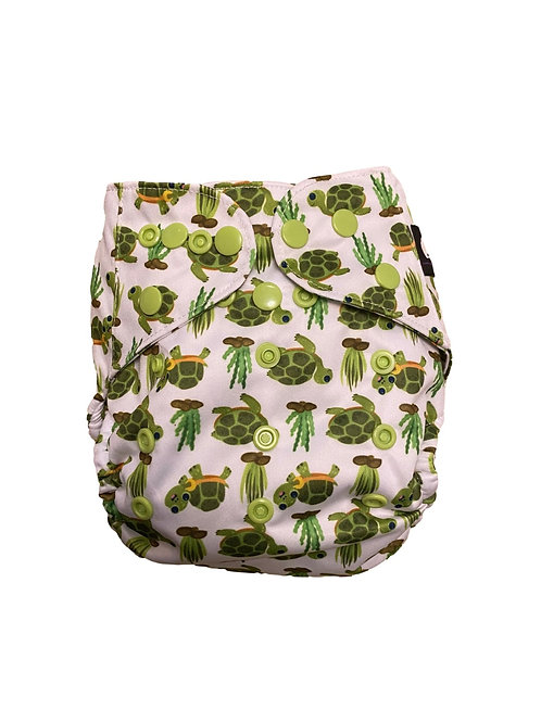 Turtletastic Tj's BTP wrap