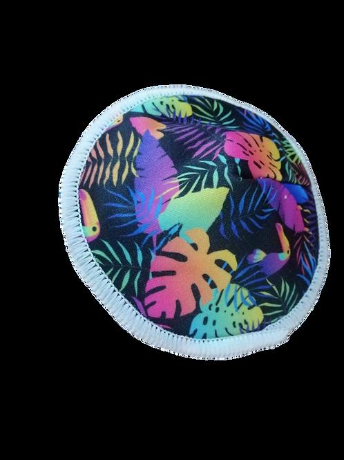 Neon jungle  Breast pads