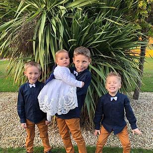 tj's cloth nappy family