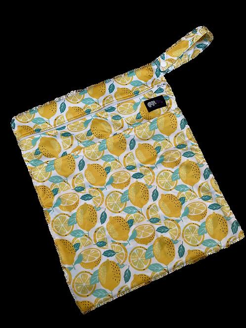 Lemons Medium Bag