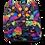 Thumbnail: Neon Jungle Premium BTP charcoal pocket