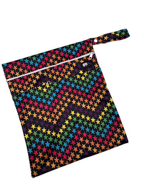 Multi Stars Medium Bag