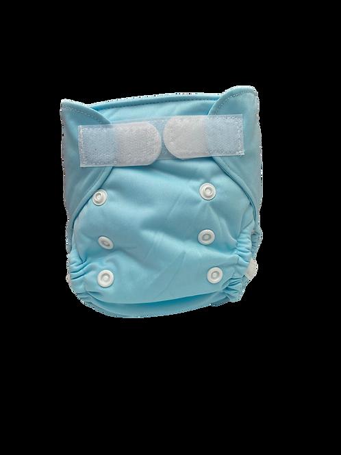 Blue Newborn Wrap