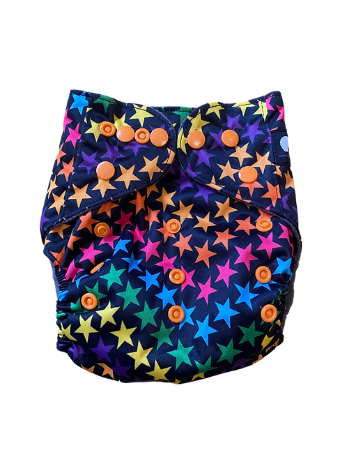 Multi star BTP charcoal pocket