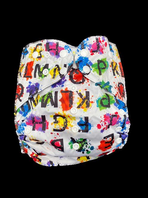 ABC Paint Junior charcoal pocket