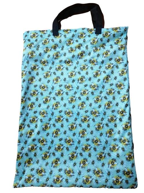 Blue bees xl bag
