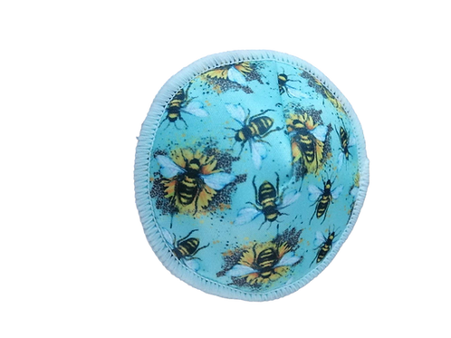 Blue bees Breast pads