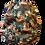 Thumbnail: Forest friends Premium BTP charcoal pocket