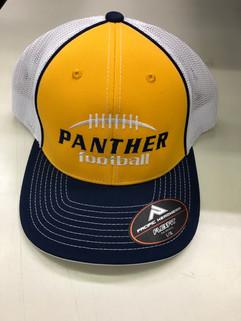 Emb. Football Hat