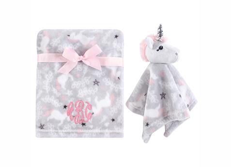 Blanket/Lovey Set
