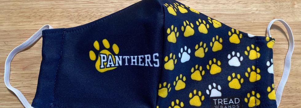Panther Pride Mask