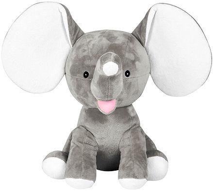 Cubbies Dumble Grey Elephant