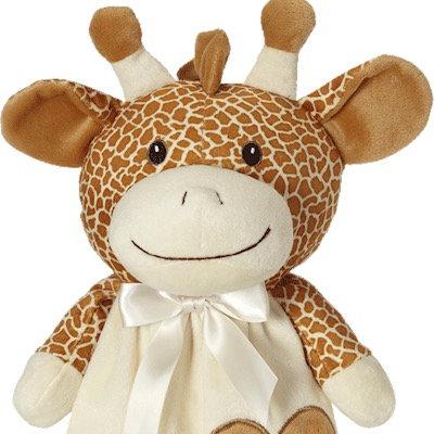 "Personalized 20"" Lovie (Giraffe)"