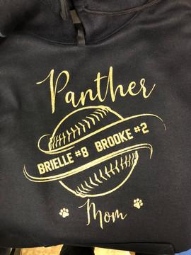 Panther Softball Mom