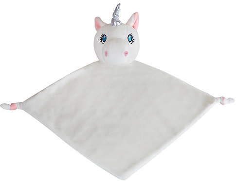 "Personalized 13"" Lovie (Unicorn)"